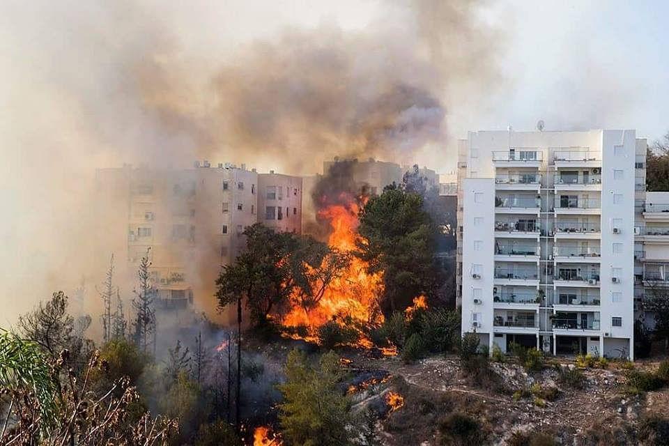 Israeli planes raid Gaza after explosion