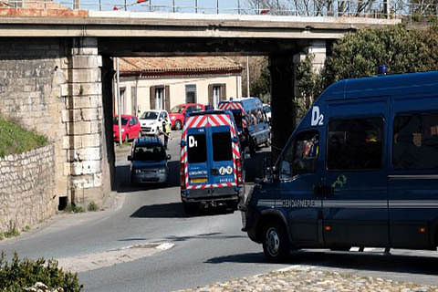 3 killed in France in suspected IS shooting spree