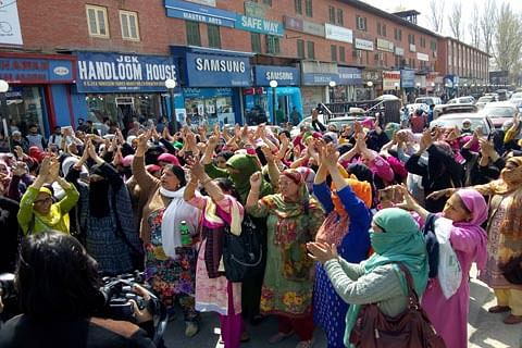 Underpaid & Unpaid: The plight of Anganwadi Workers in J&K