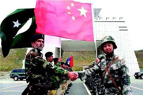 China, Pak armies maintain high level of defence exchange: PLA