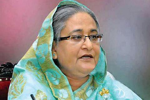 Hasina seeks UN help for Rohingya's return