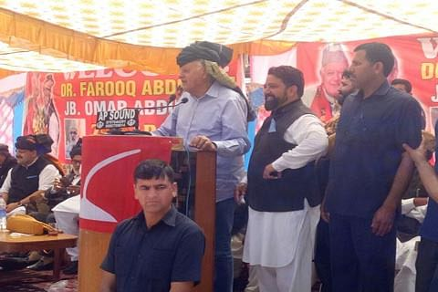 Independent Kashmir not a reality, India needs to stop treating us as slaves: Farooq Abdullah