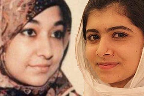 A tale of two women