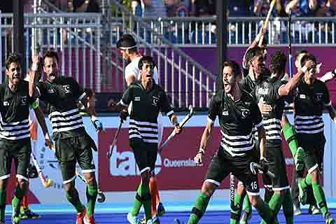 Common wealth Games: India concede late again, draw 2-2 with Pakistan