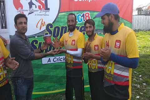 Sopore Super League: Sopore Gymkhana crush Affarwat-XI by 152 runs