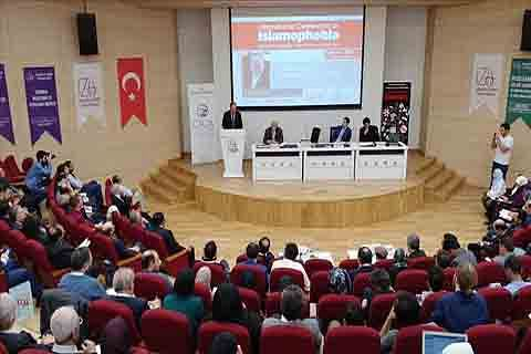 3-day international conference on Islamophobia begins in Istanbul