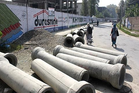 Dumping construction material on roads to invite fine: SMC