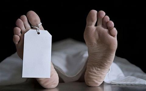 Pilgrim dies of cardiac arrest