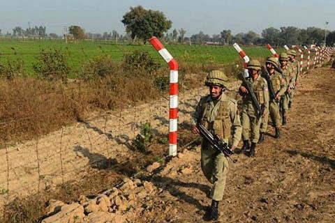 "Pak summons Indian envoy over 'unprovoked"" LoC firing"