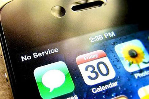 Internet service restored in south Kashmir districts