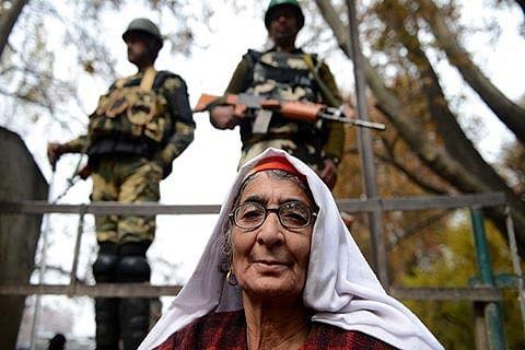 Women And Kashmir