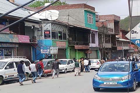 Day 2: Shutdown continues in Banihal