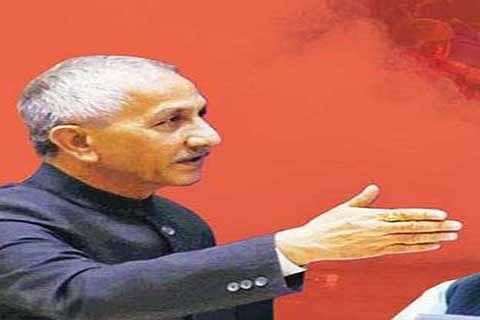 Govt committed for equitable development of J&K: Interlocutor