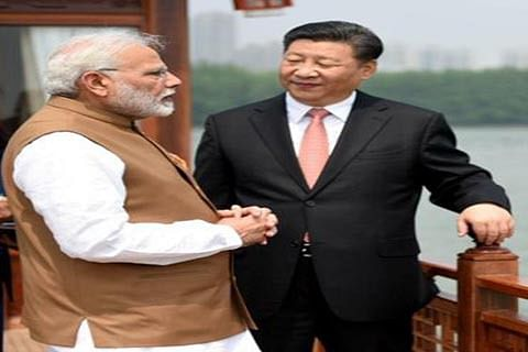 """Modi, Xi agree to issue 'strategic guidance"""" to their militaries"""