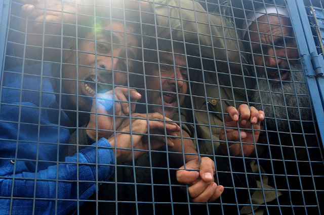 Protests In Kashmir Against Shopian Civilian Killings