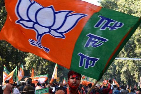 Senior union BJP leader blames Congress for unrest in Kashmir