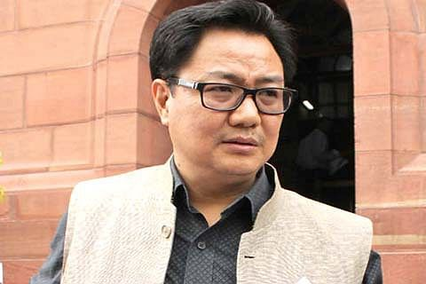 AFSPA may be withdrawn from Jammu and Kashmir when situation improves, says Kiren Rijiju