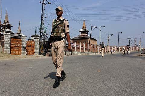 Restrictions in Srinagar areas tomorrow