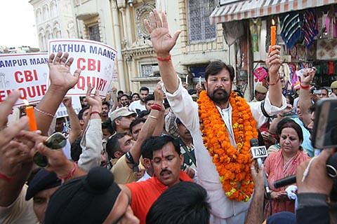 Lal Singh to take out 'Dogra Pride' rally on May 20