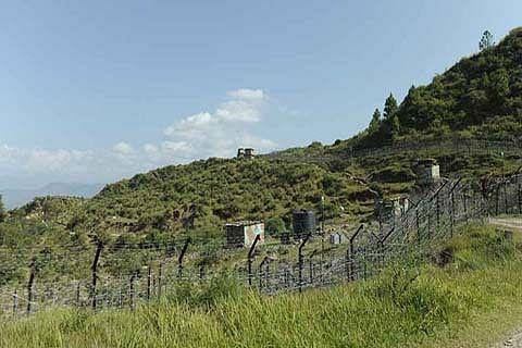 Shepherd injured in landmine bl ast near LoC in Poonch