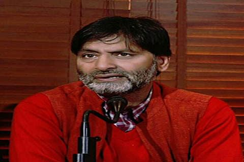 Mainstream politicians will surely face divine retribution: Yasin Malik