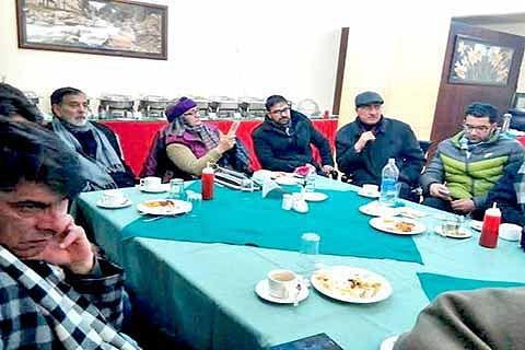 BJP butchering Kashmiris to fuel its election machinery: KCSDS