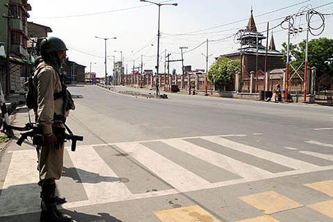 Kashmir shuts against killings