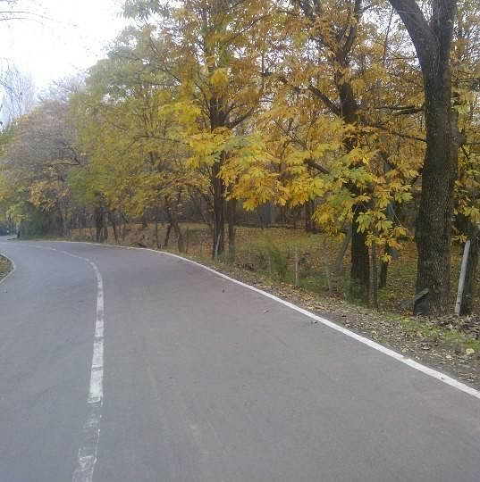 Srinagar roads, footpaths get makeover