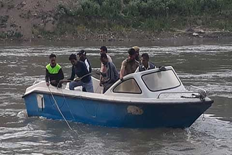Body of third drowned youth fished out from Jhelum in Baramulla