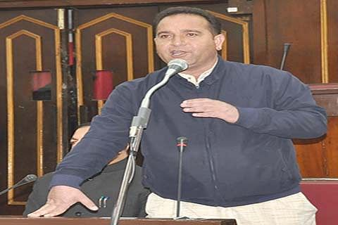 102 Jammu villages without electricity: Sunil Sharma