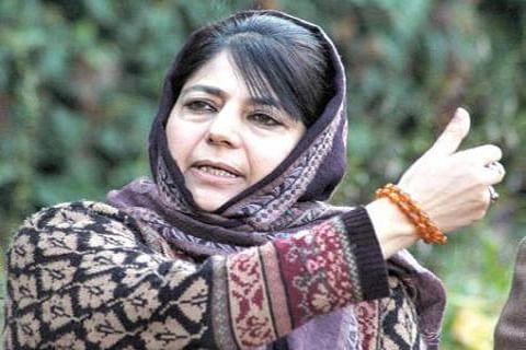 "Make sure children don""t embrace death: Mehbooba to Kashmir parents"