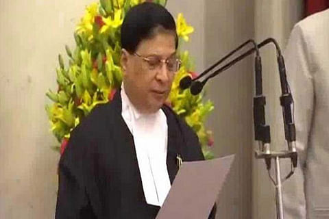 Two RS members move SC against rejection of CJI impeachment notice