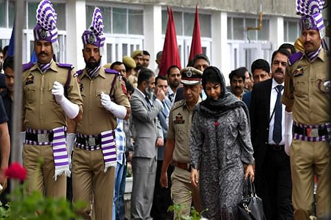 SC order on Kathua case will boost morale of JK police: Mehbooba