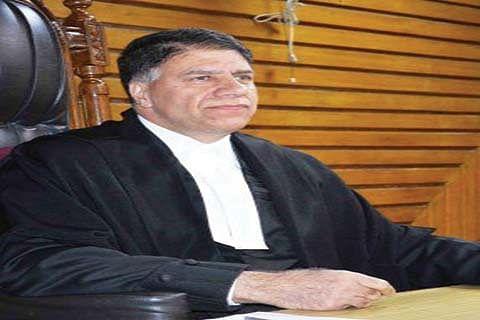Justice Mir is CJ Meghalaya