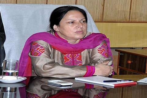Asiea Naqash lays foundation of Rs 24-cr sewerage system