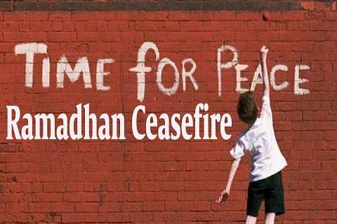 Centre declares Ramadhan ceasefire