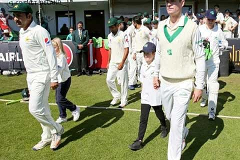 "Ireland open to Pakistan tour if 'stars align"""