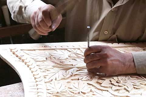 WOODCARVING: A LEGACY NO ONE READY TO TAKE FORWARD
