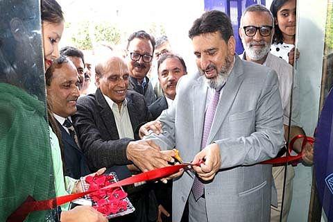 Bukhari inaugurates Nimbark organic store at Jawahar Nagar