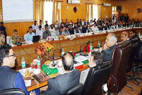 DDB approves Rs 247.14 cr annual plan for Baramulla