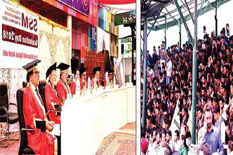 SSM College organises convocation