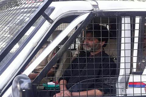 Police arrest JKLF Chief Yasin Malik in Srinagar