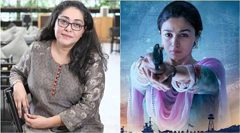 "Didn""t want to bash Pakistan to make ""Raazi"" work: Meghna Gulzar"