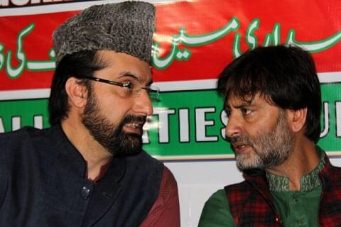 Video   Mirwaiz, Malik call Ramadhan ceasefire a 'cosmetic measure'