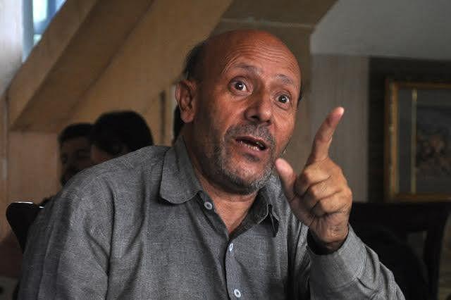 Will receive PM Modi with black flags: Kashmir legislator Rasheed