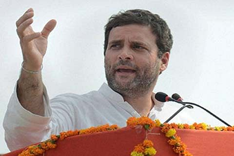 Modi not coming back to power: Rahul