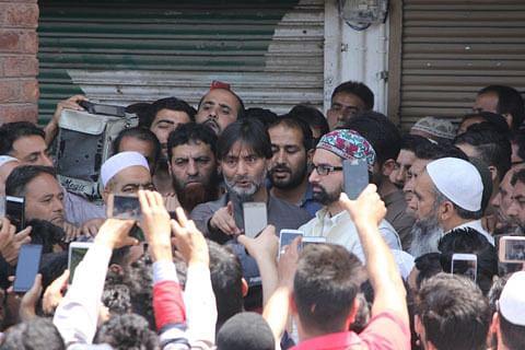 Shutdown in Downtown Srinagar against 'police high-handedness'