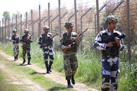 Security forces conduct searches in Samba's Jatwal after 'suspicious movement'