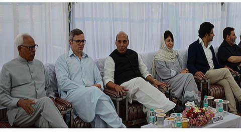 Kashmir leadership has a chance