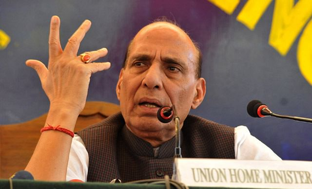 India wants goods relations but Pak has to take initiative: Rajnath